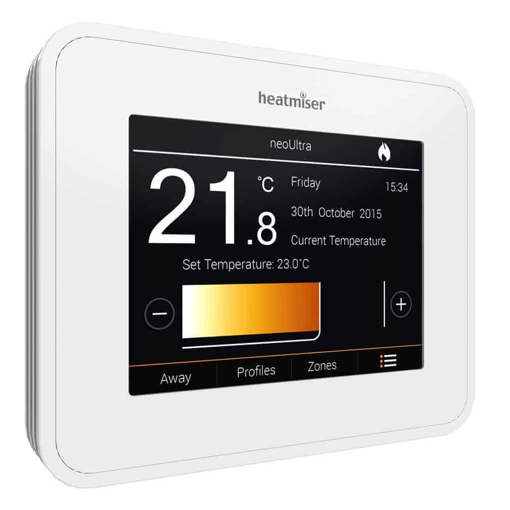 Vulnerability found in an IoT thermostat