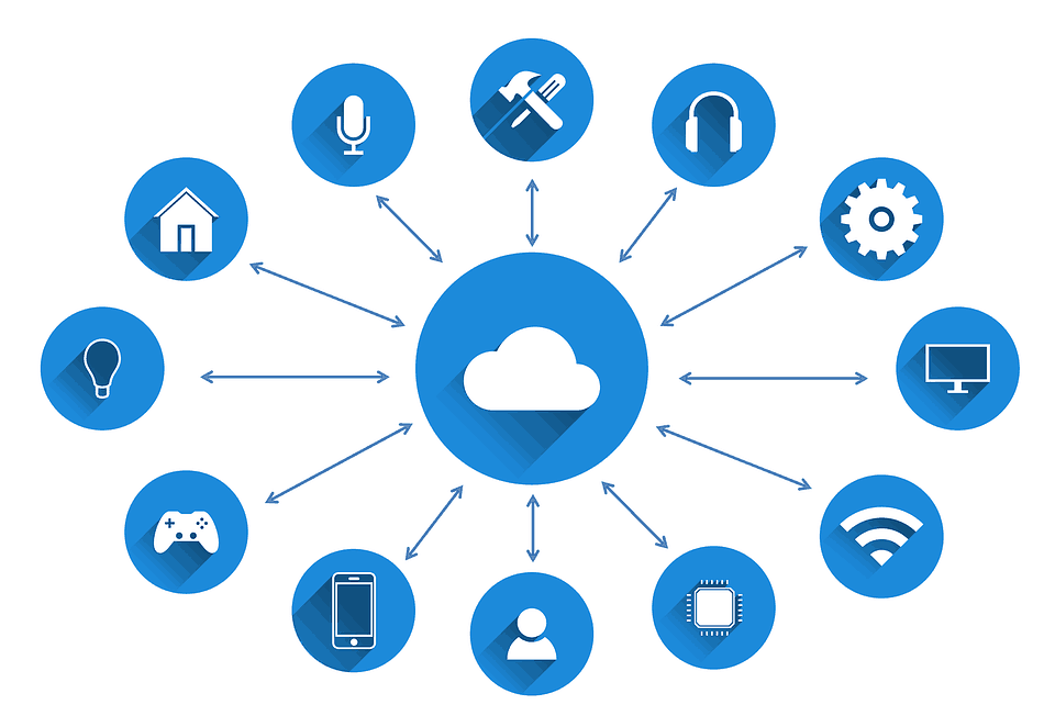 Cover image demonstrating IoT connectivity
